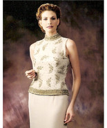 Style 2096 / Sleeveless Mother of the Groom Dre... - $292.50