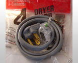 Buy un Power Cord for Dryer 30 Amp 240 Volt Pigtail 4 ft