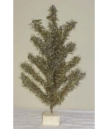 Vintage Tabletop Tinsel Christmas Tree 23