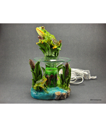 Electric Frog Oil Warmer Nightlight - $14.95