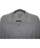 Womens Shirt Blouse Long Sleeve Medium EXPRESS ... - $10.00