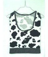 Cow Animal Print Handmade Clothespin Laundry St... - $24.99