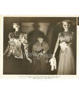 George Raft Mannequins 1938 Fritz Lang Movie Ph... - $9.99