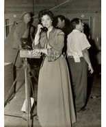 Ava GARDNER 1950s MGM Candid Set Estate PHOTO - $19.99