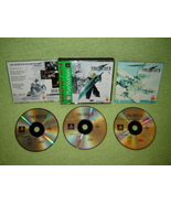 FINAL FANTASY VII 7 PlayStation PS1 PS2 PS3 Game RPG FF7 Sephiroth
