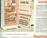Buy Appliances - 1955 BH&amp;amp;G Deepfreeze Home Appliances Full Page Ad