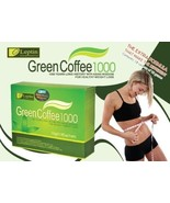 10 Box-Authentic Leptin Green Slimming Coffee 1000 USA-Authorized Dealer-On Sale - $115.50