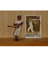 STARTING LINEUP 1997 HANK AARON MILWAUKEE BRAVE... - $2.20