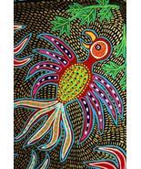Artist Signed Unique Intricate Detail Handpaint... - $247.49