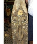 Rare Kwoma Ceremonial Yena Secret Society Ances... - $989.99