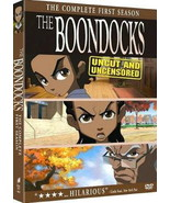 The Boondocks The Complete First Season Uncut W... - $14.99