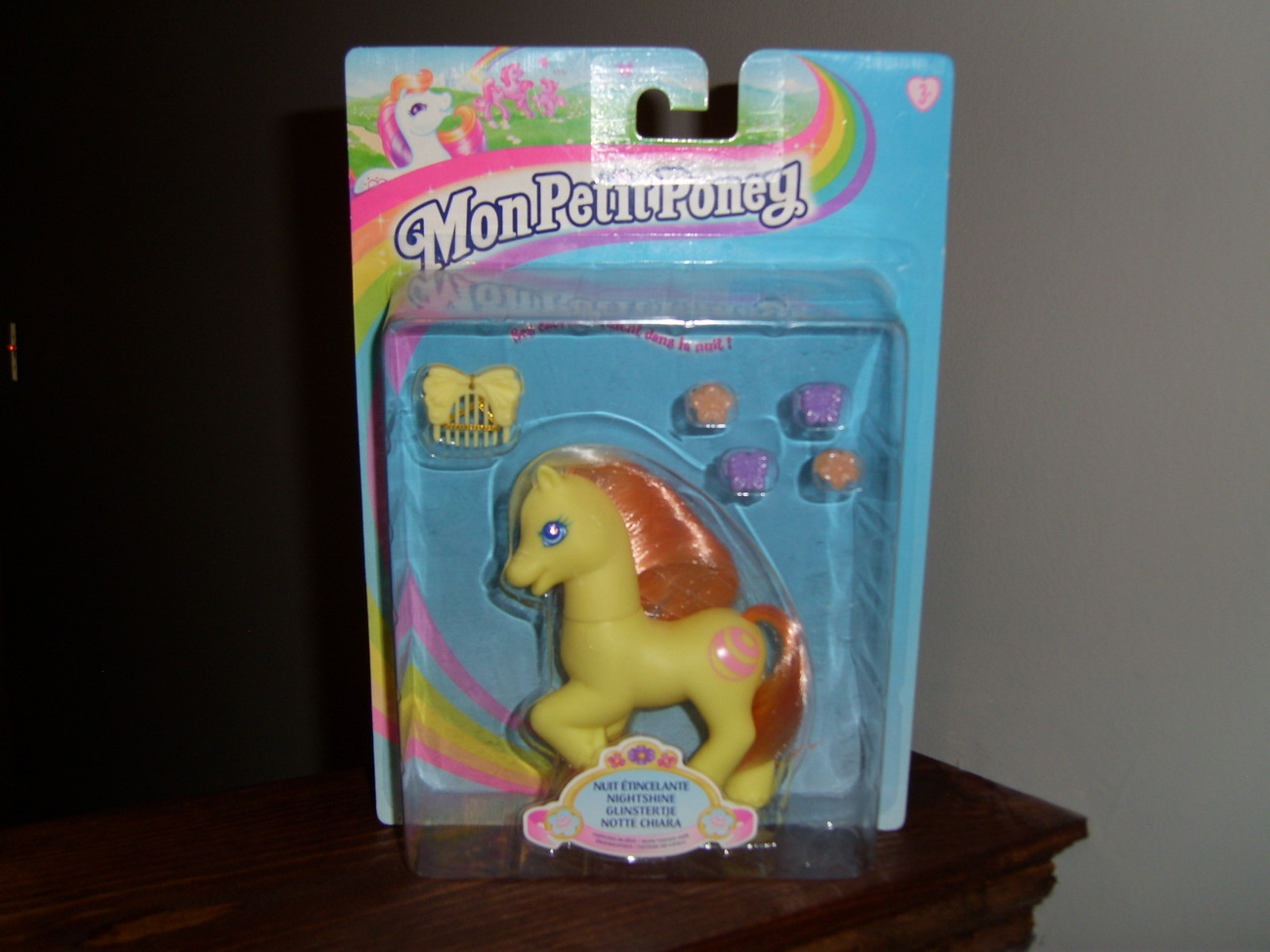 My Little Pony G2 MOC Nightshine