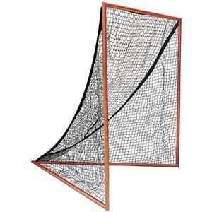 6 x 6 LACROSSE PLAYER STEEL LAX BALL GOAL NET FREE SHIP
