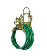 Water Hose Hanger Frog Shaped - $30.00