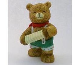 Bronson Figurine Bear Musical Mel by Katharine Stevenson