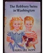 Bobbsey Twins in Washington #12 G&D HC/DJ Very ... - $10.00