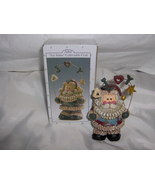 Scott's Joy Santa Collectable Craft NEW In Box - $5.99
