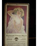 Vintage Calendar Sexy Blonde 1928 Philadelphia ... - $12.00