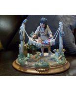 Little Bluebird's Lullaby, Iroquois, Native Ame... - $80.00