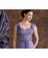#110915 Plus Size Mother of Bride Dresses - Cap... - $510.00