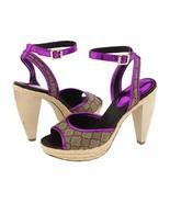 Nine West Ciscoann Platform Shoes Dress Heels C... - $29.00
