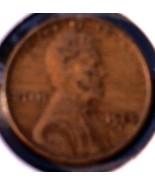 1929 D Lincoln Wheat Cent - Grades VF BROWN - C... - $4.50