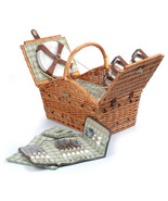MARINA COLLECTION WILLOW & SEAGRASS DELUXE PICN... - $129.00