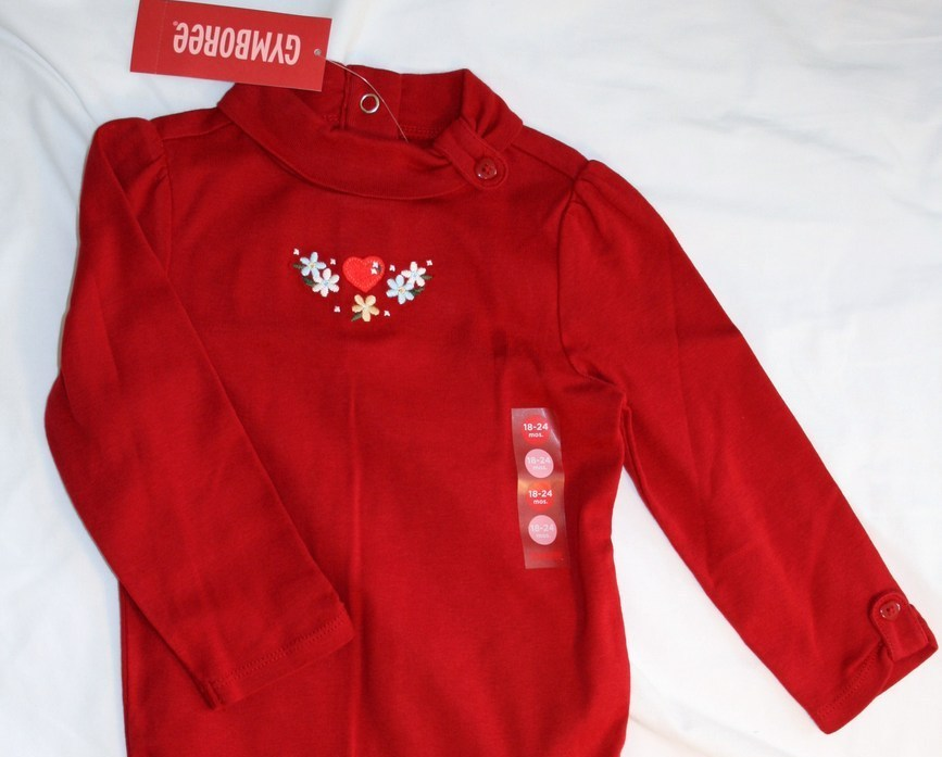 NWT Gymboree Harvest Leaves Girl Outfit, Size 18-24 months