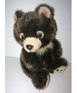 Forest Young Uns Bear Cub Realistic Life Like P... - $14.00
