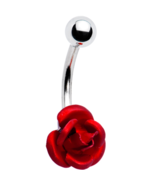 754_single_red_rose_belly_ring_thumbtall