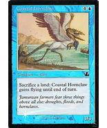 Coastal Hornclaw FOIL Prophecy MTG - $1.00