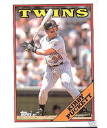 1988 Topps Kirby Puckett #120 - $1.20