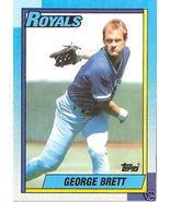 1990 Topps George Brett #60 - $1.00