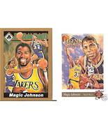 Magic Johnson Promo Cards. Legend Sports & ... - $10.00
