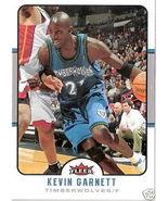 2006-07 Fleer Kevin Garnett #113 - $1.00