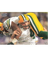 2008 Upper Deck Card - Brett Favre #70 - $1.00