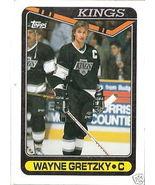 1990 Topps Wayne Gretzky #120 - $1.00
