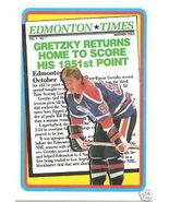 1990 Topps Wayne Gretzky #2 - $1.00