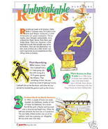 Sports Heroes, Feats & Facts Unbreakable Re... - $6.00