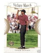 2001 Upper Deck Golf Tiger Woods #151 - $1.00