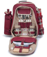 CAMPER POLYESTER DELUXE PICNIC BACKPACK FOR TWO... - $89.00