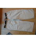 nobo No boundries Ladies Khaki Capri Sz 7 Pants... - $16.99
