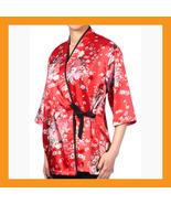 kimono chef coat jacket sushi restaurant bar cl... - $22.50
