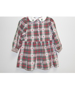 Oshkosh 2T plaid dress - $5.00