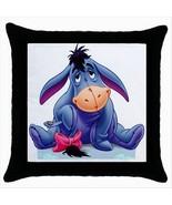 NEW* Eeyore Cartoon Character  Black Cushion Co... - $18.99