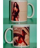 Megan Fox 2 Photo Designer Collectible Mug 01 - $14.95