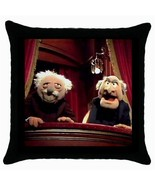 NEW* STATLER  AND WALDORF THE MUPPETS  Black Cu... - $15.99