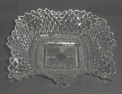 Antique Pressed Glass Patterns