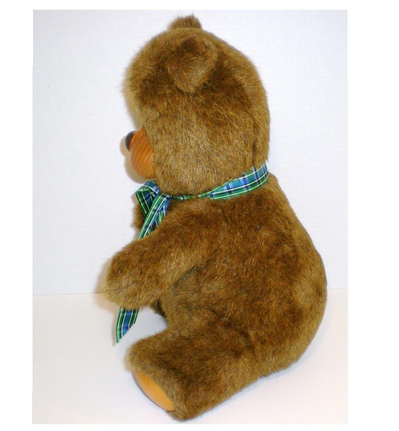 Image 1 of Robert Raikes Prototype Kevi Woody bear 1987