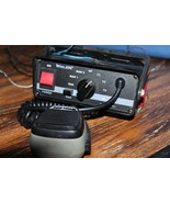 Whelen electronic Siren Controller 295SL100 WITH MICROPHONE-rare- feb13 - $100.00